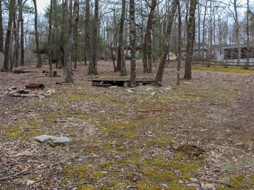 Camping Lot Private Gated : Copper Hill : Floyd County : Virginia