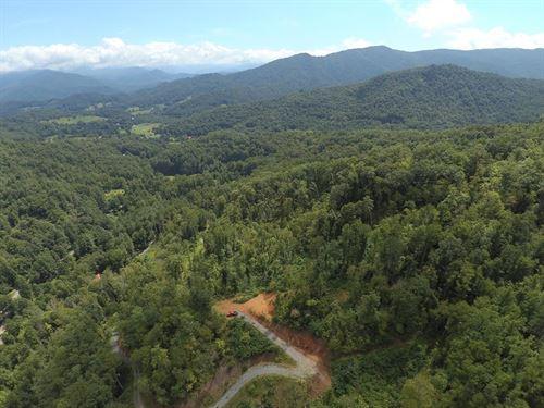 Pressley Creek, 32 Acres Cullowhee : Cullowhee : Jackson County : North Carolina