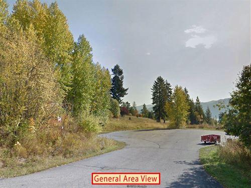 Residential Lake View Property : Bayview : Kootenai County : Idaho
