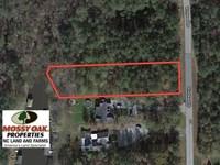 Reduced, .76 Acres of Residentia : Henrico : Northampton County : North Carolina