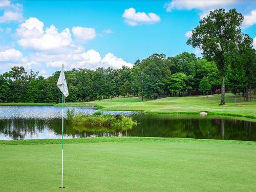 Glenwood Country Club, Glenwood : Glenwood : Pike County : Arkansas