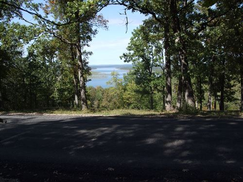 Lakeview Lots Overlooking Lake Bull : Lead Hill : Marion County : Arkansas