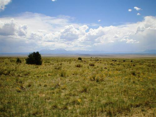 Country Acreage Blm Land : Walsenburg : Huerfano County : Colorado