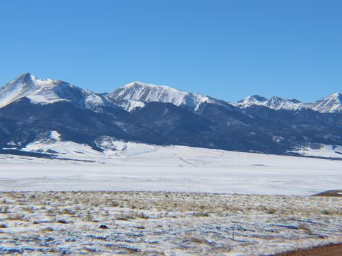 Fixer Upper Tremendous Views : Westcliffe : Custer County : Colorado