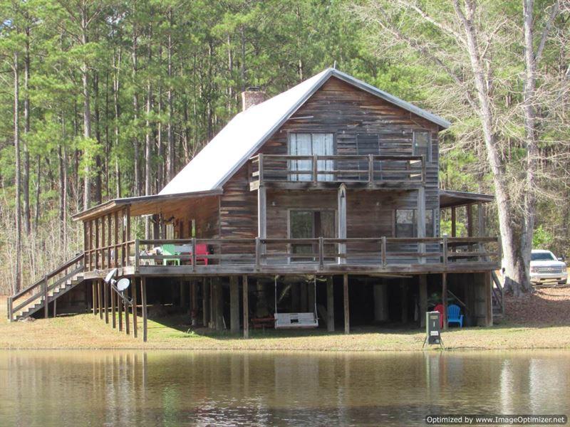 Recreational Retreat : Pinola : Simpson County : Mississippi