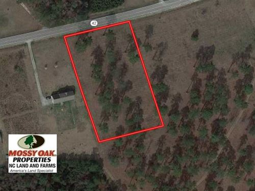 Reduced, 2 Acres of Residential : Macclesfield : Edgecombe County : North Carolina