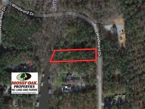 .73 Acre Residential Lot For Sale : Henrico : Northampton County : North Carolina