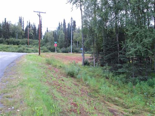 2 Prime Lots Off The Spur Highway : Soldotna : Kenai Peninsula Borough : Alaska