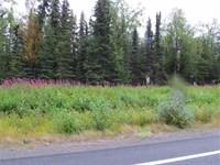 2 Acre Sterling Hwy Frontage Lot : Kasilof : Kenai Peninsula Borough : Alaska