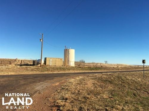 Cattle And Quail Property : Cee Vee : Cottle County : Texas