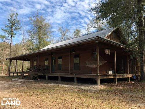 Bogue Homa Creek Camp And Hunting : New Augusta : Perry County : Mississippi