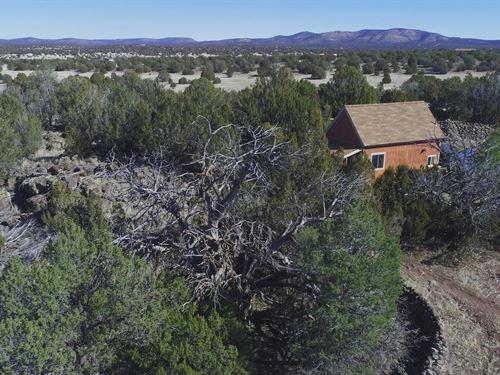 Remote, Off-Grid, Cabin Creek : Seligman : Yavapai County : Arizona