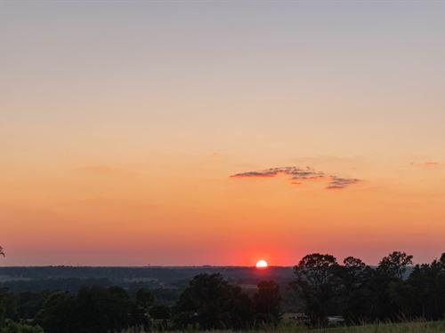 Ranch, Stunning Views, Spring Fed : Nacogdoches : Texas