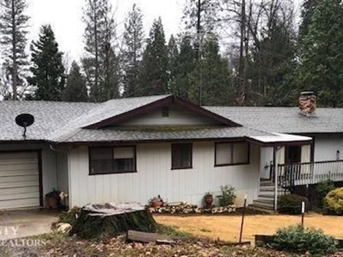 Northern California Country Homes : Grass Valley : Nevada County : California