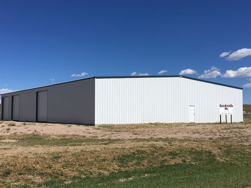 Large Commercial Building : Cheyenne : Laramie County : Wyoming