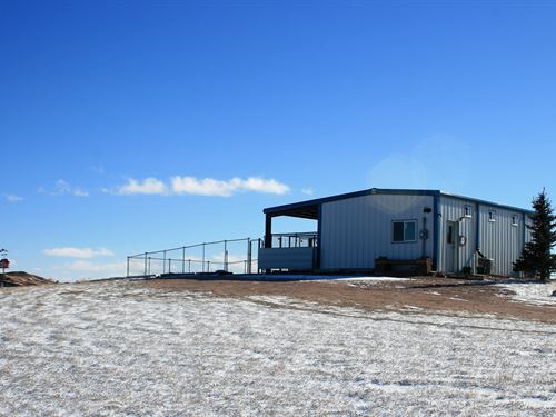 Stove Pipe Ranch : Pine Bluffs : Laramie County : Wyoming