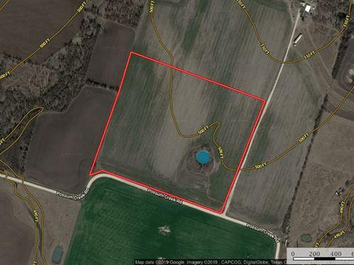 25.38 Acres, Rosebud-Lott Isd : Temple : Bell County : Texas