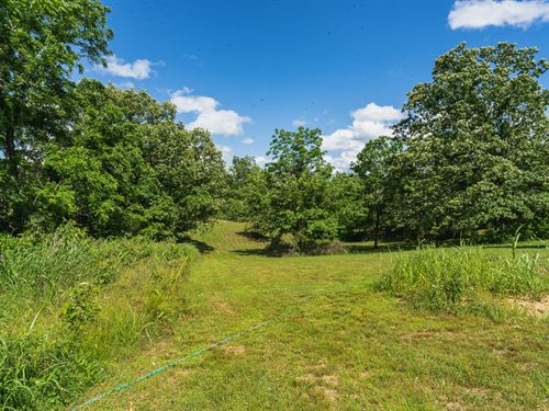 Farm, Home, Hunting, Ponds : Thayer : Oregon County : Missouri