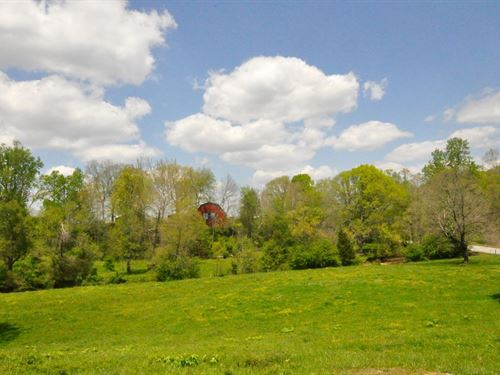 Beautiful High Production Farm : Lawrenceburg : Lawrence County : Tennessee