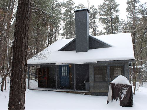 Cabin in Pines of Prescott Arizona : Prescott : Yavapai County : Arizona