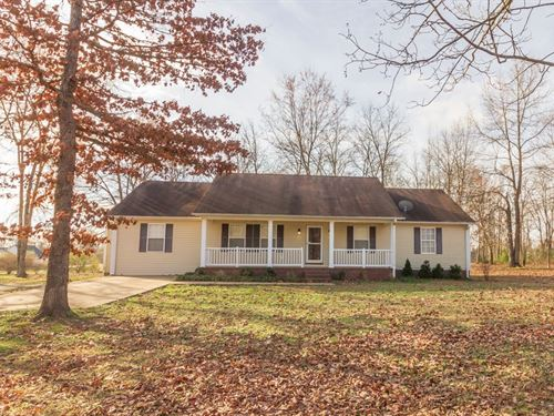 Beautiful 4Br/3Ba Home Great : Adamsville : McNairy County : Tennessee