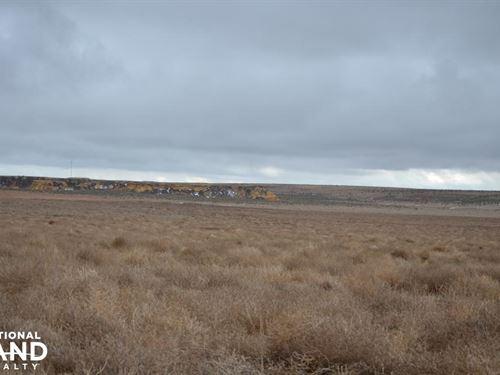 Dry Land Farm Ground For Sale Logan : Winona : Logan County : Kansas
