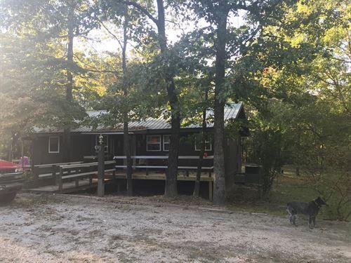 Country Home Acreage Izard CO AR : Sage : Izard County : Arkansas