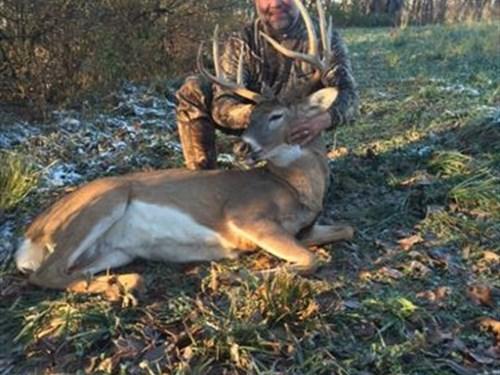 Fox Creek Farm : Mozier : Calhoun County : Illinois