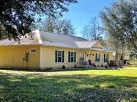 Farms For Sale Gainesville FL : Alachua : Alachua County : Florida