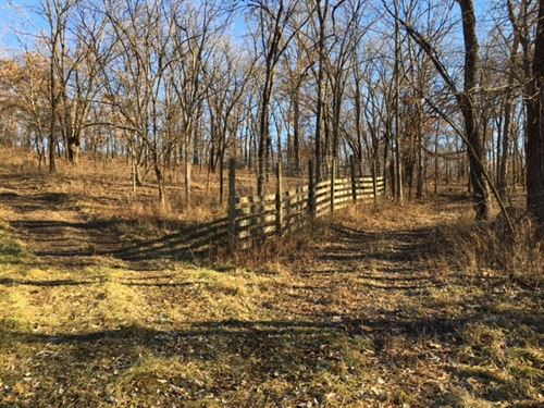 Great Hunting Country Home Site : Spickard : Grundy County : Missouri
