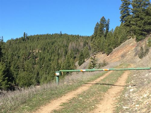 Off Grid Property For Sale : Drummond : Granite County : Montana