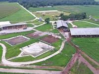 Lafayette Dairy : Mayo : Lafayette County : Florida