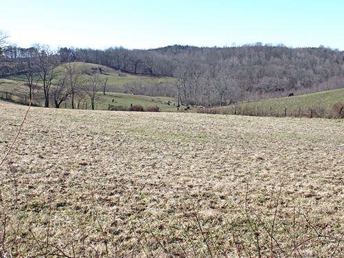151 Acre Jackson County Farm : Ray : Jackson County : Ohio