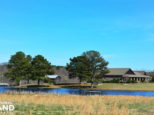Rock Creek Equestrian Estate : Danville : Lawrence County : Alabama