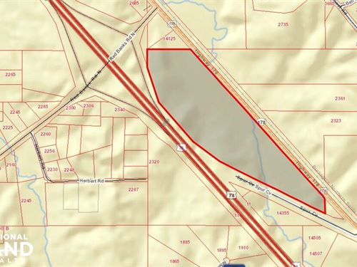 52.3 Acre Tract Byhalia : Byhalia : Desoto County : Mississippi