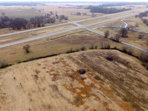 23.29 Ac, With Hwy 412 Fronta : Inola : Rogers County : Oklahoma