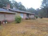 Ranch Style Home 2 Acres Brookhaven : Brookhaven : Lincoln County : Mississippi