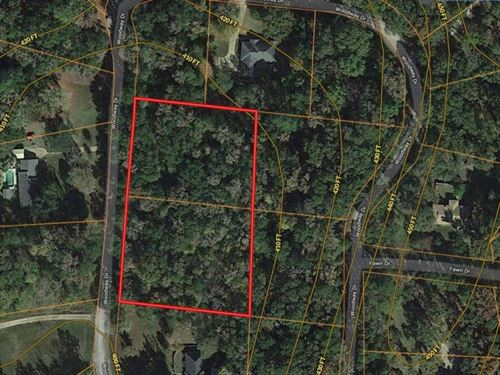 Double Lot Deerwood Park Addition : Palestine : Anderson County : Texas