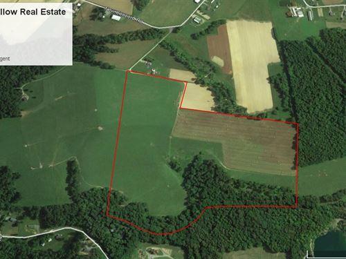 Prime Land For Sale in Kentucky : Columbia : Adair County : Kentucky