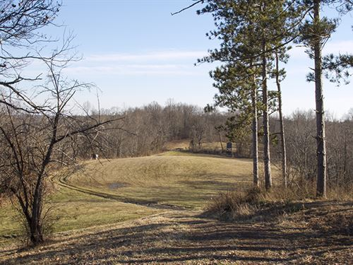 Kinney Ridge Rd, 59 Acres : Graysville : Monroe County : Ohio