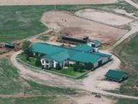 Black Bluffs Equestrian Center : Mitchell : Sioux County : Nebraska