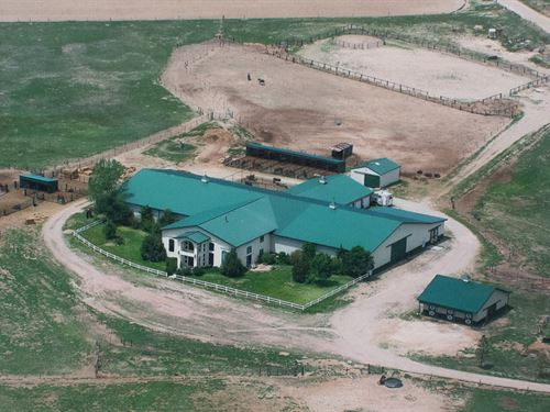 Black Bluffs Equestrian Center : Mitchell : Sioux County : Nebraska