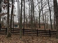3 Br 3.5 Ba Brick House On 5 Acres : Dallas : Paulding County : Georgia