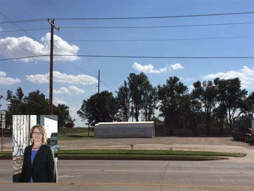 Vacant Commercial Lot Alva OK : Alva : Woods County : Oklahoma