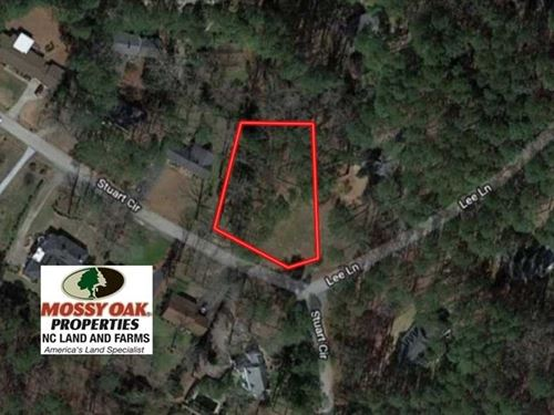 Under Contract, .69 Acres of Res : Weldon : Halifax County : North Carolina