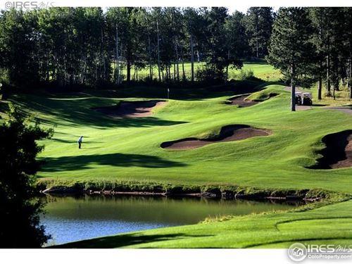 Colorado Golf Course Building Site : Red Feather Lakes : Larimer County : Colorado