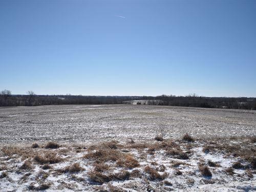 Dekalb County MO 67 Acre Row Crop : Weatherby : Dekalb County : Missouri