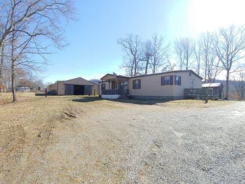 Home For Sale in Elliston VA : Elliston : Montgomery County : Virginia