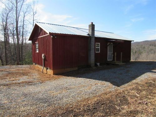 Cabin River Frontage Patrick County : Woolwine : Patrick County : Virginia