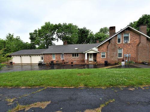 Historic Home, Glasgow Ky, 5 : Glasgow : Barren County : Kentucky